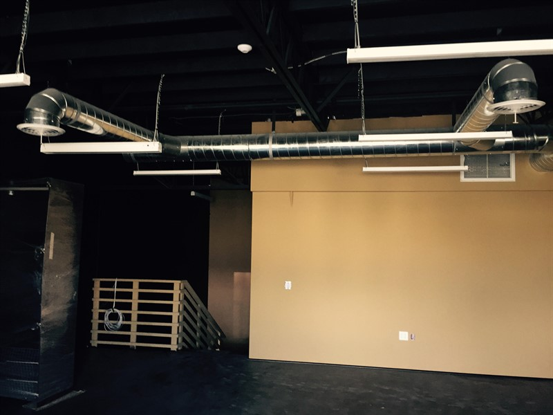 Ductwork commercial installation