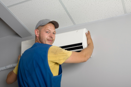 Air conditioning installation in Los Angeles