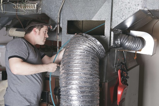 heating repair service in Los Angeles