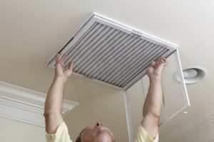 WHAT IS AIR FILTER AND WHEN IT NEEDS TO BE CHANGED