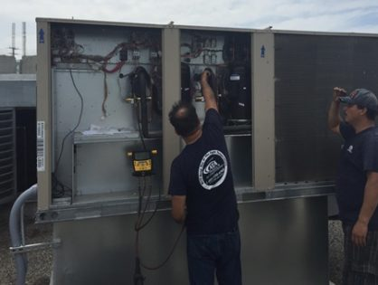 How to fix your noisy air conditioniner